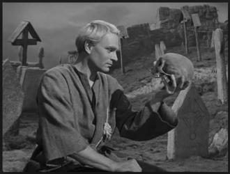 """""""¡Ay! ¡Pobre Yorick! ¿Qué se hicieron de tus burlas, tus brincos, tus cantares y aquellos chistes que animaban la mesa con alegre estrépito? Ahora, falto ya de músculos, ni puedes reírte de tu propia deformidad..."""" En el monólogo """"Ser o no ser"""" de Hamlet, no aparece ninguna calavera. Ésta aparece en la escena del cementerio."""